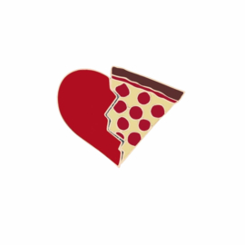 PIZZA LOVER PIN