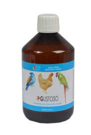 Gustoso vita vogel 500ml