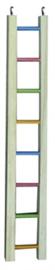 Gekleurde ladder