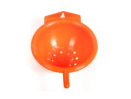 Nestje plastic met zitstok