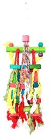 Mishmash papegaai 20x55cm