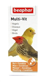 Beaphar multi vit vogel 20ml