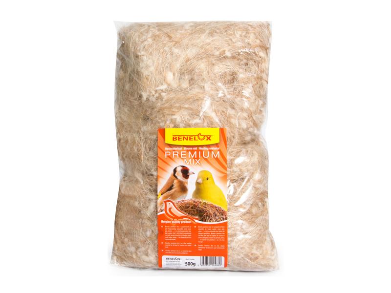 Nestmateriaal premium mix