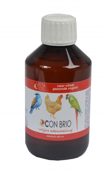 Con Brio vita vogel 250ml