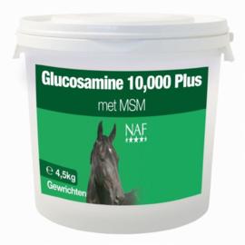 NAF GLUCOSAMINE 10,000 PLUS 4.5 Kilo