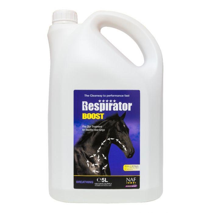 Respirator Boost 5 liter