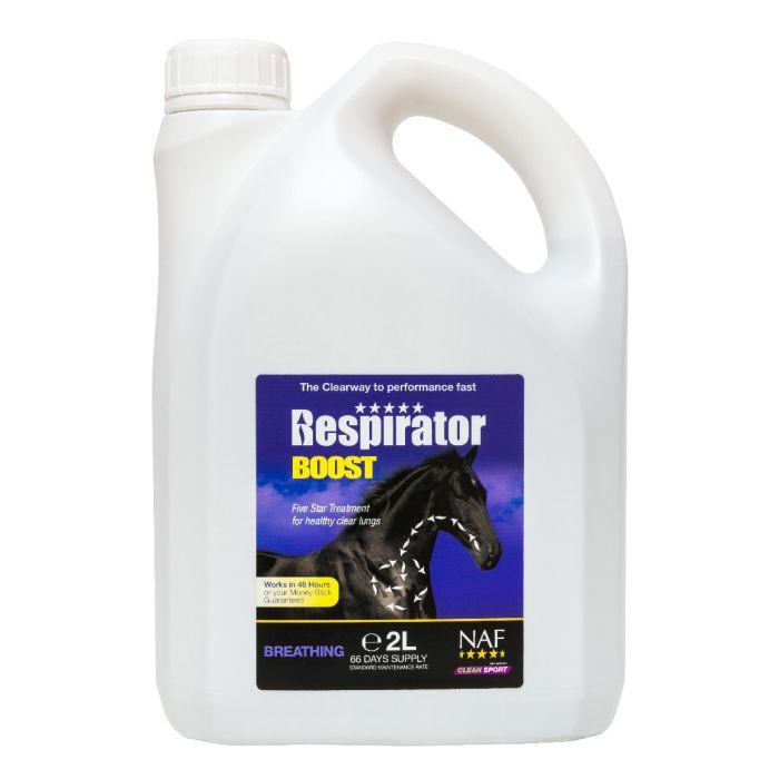 Respirator Boost 2 liter