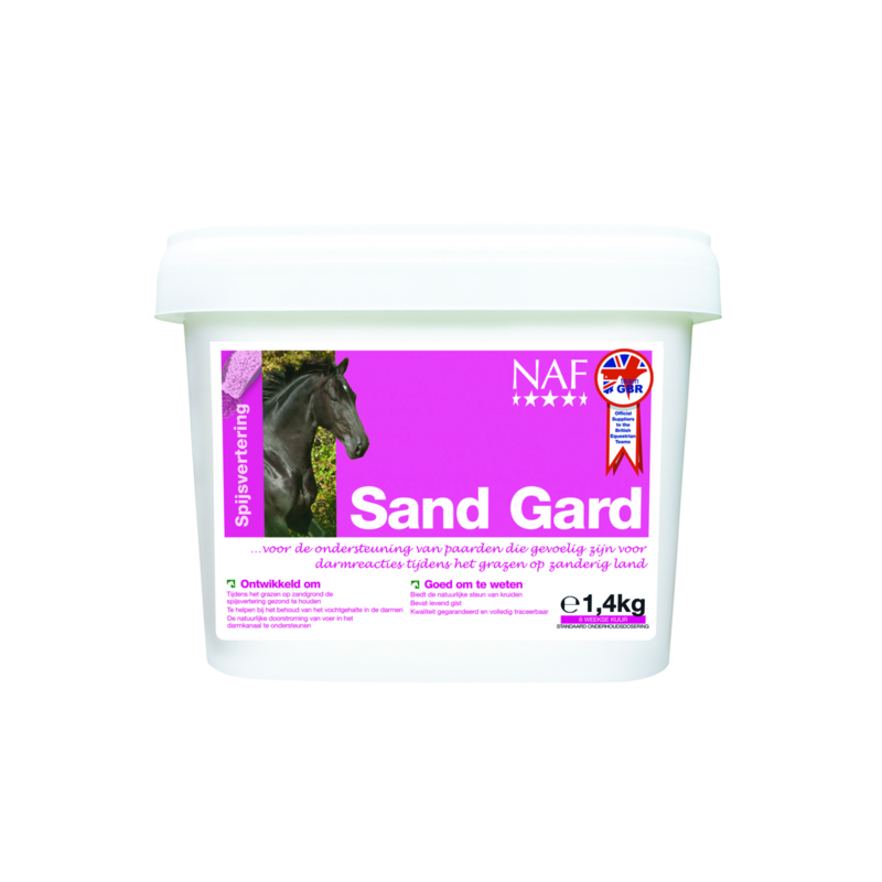 Sand Gard 2,8 kilo