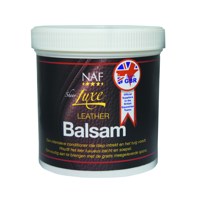 NAF Sheerluxe Leather Balsam