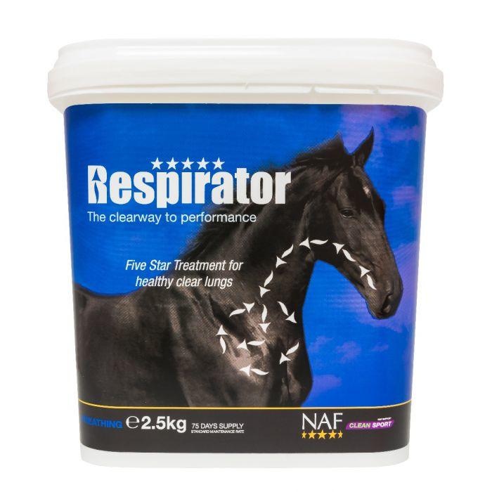 Respirator 2,5 kilo