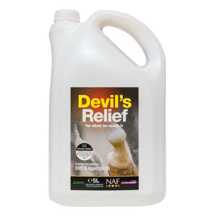Devil's Relief 5 liter