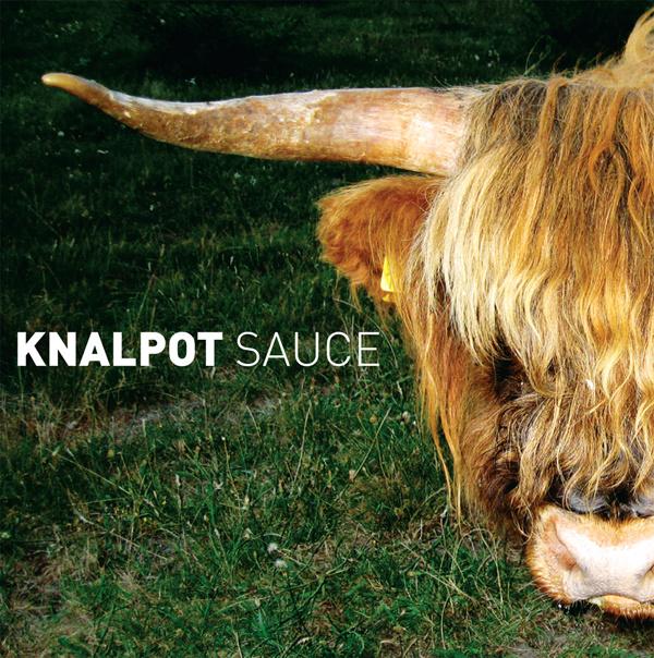 Knalpot – sauce - CD