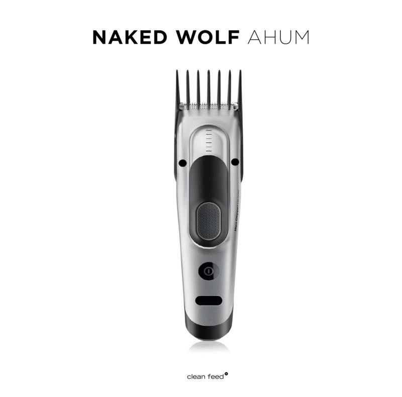 Naked Wolf - Ahum - CD