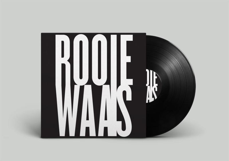 """Rooie Waas - Rooie Waas - 12"""" vinyl"""