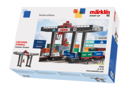 H0 | Märklin Start up 72452 - containerterminal