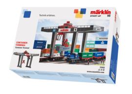 H0 | Märklin Start up 72452 - container terminal