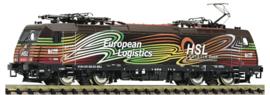 N | Fleischmann 738879 - Electric locomotive 185 602-0, HSL (DC Sound)
