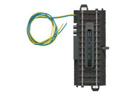 H0 | Märklin 24997 - Ontkoppel rails 94,2 mm (C-rail)