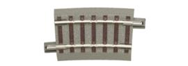 H0 | Roco 61130 - Gebogen rail R3, 7,5°, R=434,5 mm