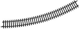 H0 | Märklin 2241 - Gebogen railstuk (K-rail)