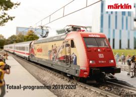 Märklin 15707 - Totaal-programma 2019/2020 NL