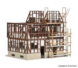 H0 | Vollmer 46889 - Half-timbered building shell