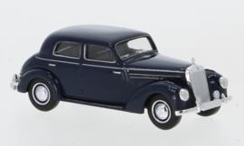 H0 | Brekina Starmada 13053 - Mercedes 220 (W187), donkerblauw, zonder omkarton