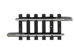 N | Minitrix 14908 - Rechte rail lengte 27,9 mm.