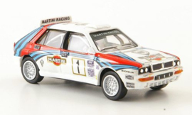 H0 | Ricko 38314 - Lancia Delta HF Integrale Evo 2, No.1, Martini Racing, 1992