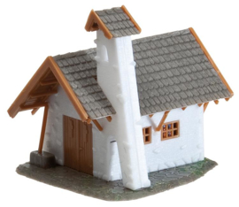 H0   Faller 131218 - Kapel