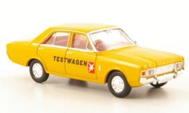 H0   Brekina 19405 - Ford 17m (P7b), Stern Testwagen