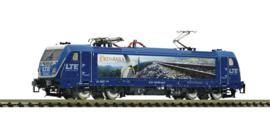 N | Fleischmann 738903 - LTE, Elektrische locomotief BR 187