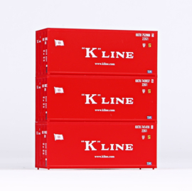 H0 | Piko 56220 - Set 20 Container K-Line (3)