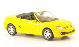 H0 | Ricko 38490 - MG TF, yellow.