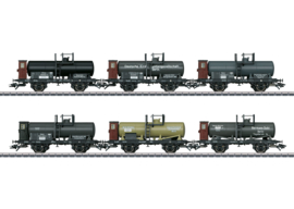 H0 | Märklin 46084 - Set ketelwagens