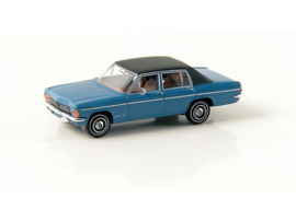 H0 | Brekina 20712 - Opel Admiral B, blue/black