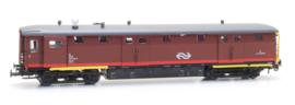 H0 | Artitec 20.249.04 - Ongevallenwagen NS 507-8, bruin, NS-logo, depot Feyenoord,