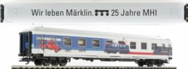 H0 | Märklin 94439 - Jubileumwagen 25 jaar MHI