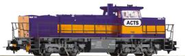 H0 | Piko 59290 - ACTS, Diesellocomotief 7103 (AC digitaal)