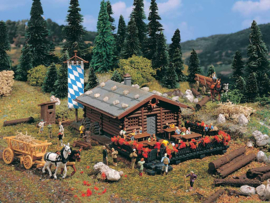 N   Vollmer 47741 - Kaiser-Franz-Josef-mountain-cottage