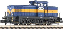 N | Fleischmann 722005 - ACTS, Diesellocomotief  6003, ex 106 (V 60)