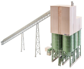 H0 | Faller 130170 - Grote steenslag fabriek