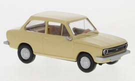 H0   Brekina 92864 - DAF 66, beige