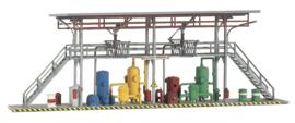 H0 | Piko 61105 - J. Hennig tankstation