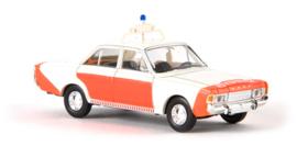 "H0 | Brekina 19411 - Ford 17m(P7b), ""Rijkspolitie"" (NL)"