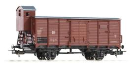 H0 | Piko 54007 - DR, Gesloten goederenwagen G02 520427