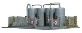 "N | Piko 60012 - ""Warwick"" brandstofolietanks"