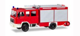 H0 | Herpa 094092 - MAN Feuerwehr
