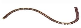 H0e | Roco 32200 - Smalspoorrails flexibel