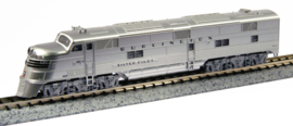 N | Kato 176-5402 - EMD E5A / CB&Q 9911A*